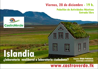 Charla Navidad 2012 Islandia