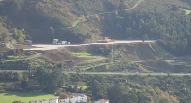 Contenedores cota 100_vista desde Cueto