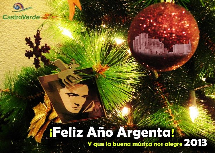 Feliz Año Argenta