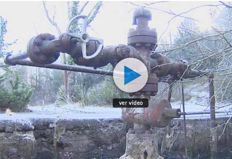 Video fracking Girona