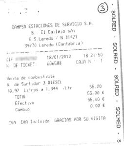 PRC Gasolina