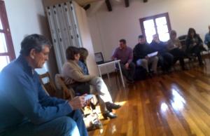 Reunión Independientes Orozko 1