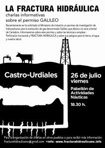 Charla fracking permiso Galileo