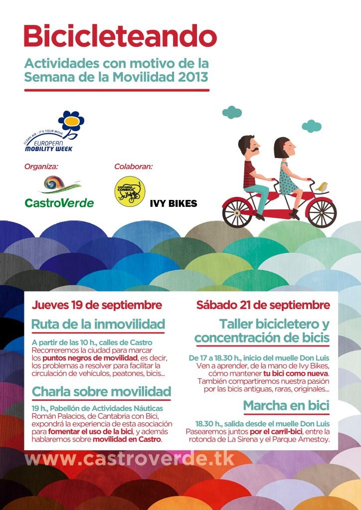 Semana de la Movilidad 2013 cartel rgb