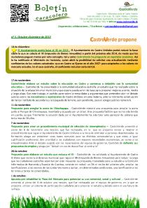 Boletin caracolero n5