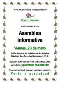 Asamblea CastroVerde 2014