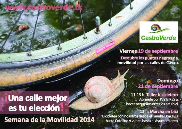 Semana de la Movilidad en Castro Urdiales