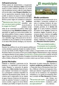 5. El municipio
