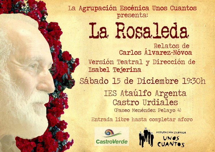 2018 dic. La Rosaleda Castro. Cartel WEB