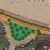 CastroVerde propone reurbanizar el aparcamiento del Miramar ganando una plaza conarbolado