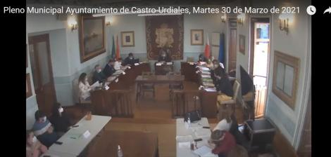 Vídeo del pleno del 30 de marzo de2021