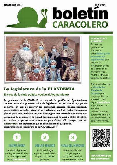 La legislatura de laPLANdemia